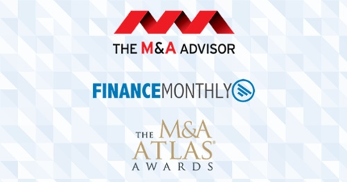 ESOP Deal and Firm of the Year Awards from The M&A Advisor, Finance Monthly, and the M&A Atlas Awards.