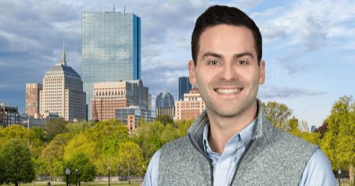 David Blauzvern in Boston