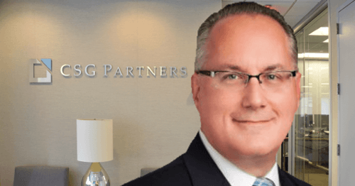 Patrick Trask - Managing Director, CSG Partners
