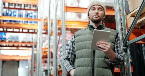 Material handling warehouse manager | CSG Partners